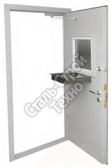 Техническая дверь в кассу